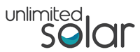 Unlimited Solar Logo